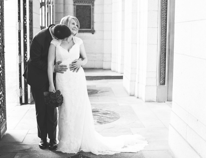 St. Louis Wedding Photography | St. John's Lutheran Church | Tapawingo Golf Club