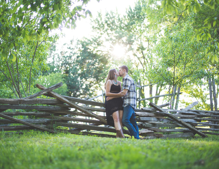 St. Louis Engagement Photography | Faust Park | Pink Galleon