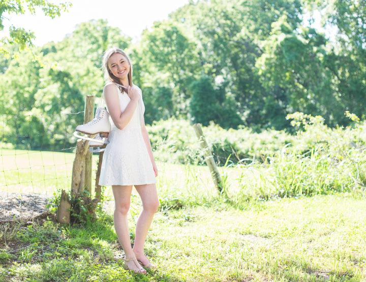 St. Louis Senior Portrait Photography | Bee Tree Park