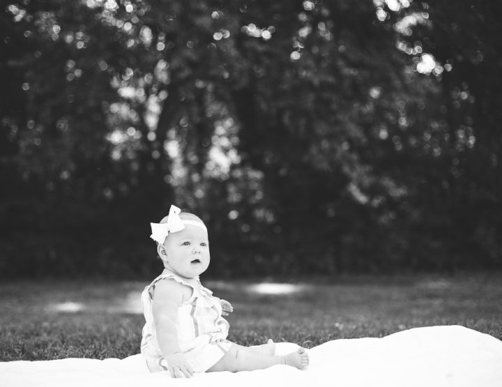 St. Louis Baby Photography | Laumeier Sculpture Park