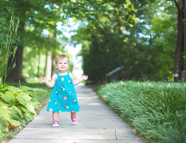 St. Louis Family Photography | MO Botanical Garden