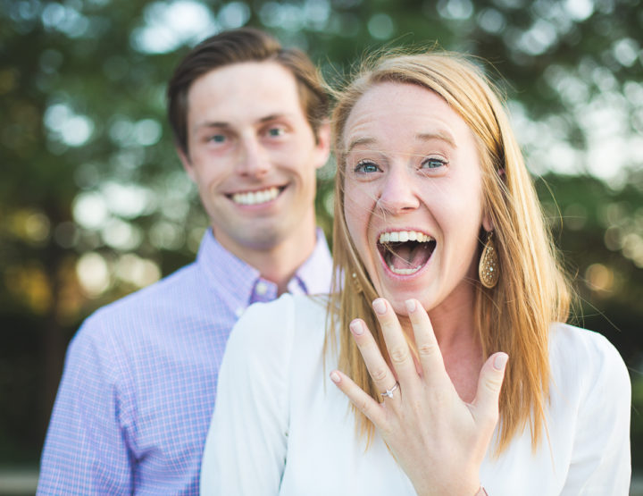 St. Louis Proposal Photography | Forest Park