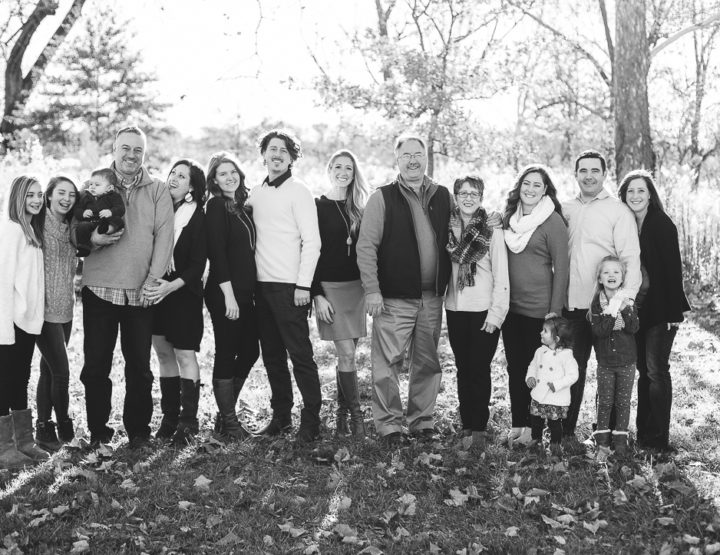 St. Louis Extended Family Photography | Forest Park