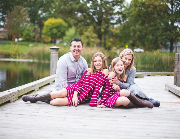 St. Louis Family Photography | Des Peres Park